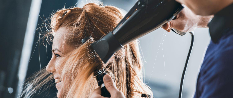 Frisur und Form vom Profi